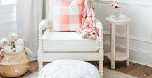 Baby decor inspiration / Baby Decor inspiration | Inspiração de decoração quarto de bebê