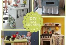 Kid's Kitchens / by Pip Cic