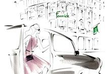 SHOP: FENWICK BOND STREET / by Dauphines of New York