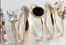 Accessorize: Jewelry / Necklaces. Bracelets. Earrings. Rings. / by Caissa Caissa