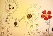 plastyczne / DIY and craft for kids - toddlers, preschoolers; plastyczne zrób to sam dla dzieci (przedszkolaków i wcześniej)