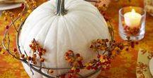 Holiday Thanksgiving | Ação de Graças / Thanksgiving | Ação de Graças home decor/  holidays /food