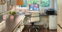 Home: Office Study | Escritório / A Home Office, a Study room or just a office, here is full of ideas to have the perfect one. *Um escritório em casa ou uma sala de estudos, aqui está cheio de ideias para fazer o seu.