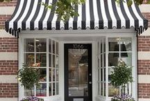 The Little Shop Around the Corner / Cappy's Bake Shop & Cafe is my dream coffeehouse that will be nestled between the busy side streets of NYC. There I will dish out rustic gourmet desserts served with deliciously fresh brewed coffee.  / by Hampton Beauty
