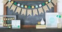St. Patricks Day Inspiration / Inspiring St. Patricks Day Printables, Recipes, Crafts and DIY