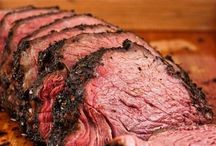 Beef it up! / Red meat recipes! / by Ann Clasby