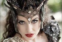 Women in costumes / by Damon Laws
