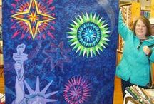Made by Ladyfingers' Customers! / Quilt and Project Gallery all made by Ladyfingers Customers!