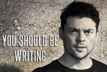 The Writer in Me / writerly stuff that amuses, encourages, or shames me ;)