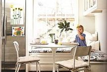 dining rooms + nooks + banquettes.  / by abby unrath.