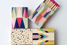 Design / Maybe practical, maybe whimsical, but always pretty. Packaging, branding, typography, etc. / by Bonjour Quilts