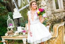 Mad Hatters Tea Party / Mad Hatters High Tea / by Top Shelf Events