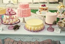 Vintage Bridal Showers / by Top Shelf Events