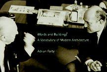 Architecture Reading List