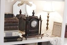 Vintage Decor / Vintage Pastels / by Top Shelf Events