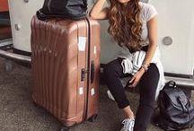 Fashion: traveling inspiration | Moda pra Viagem / Fashion: traveling inspiration | Moda pra Viagem