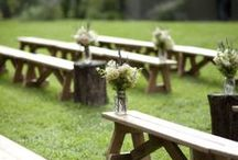 Country & Rustic Ceremonies / by Top Shelf Events