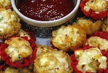 Appetizers, Dips & Finger Foods / by Katelyn Molloy