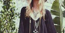 Fashion: boho * / boho and hippie ispiration for fashion