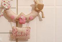 ~♥~TiTia de Princesa ~♥~ / Ideias, decorações, costurinhas , tudo fofo para um bebê.