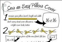 Throw Pillow Ideas