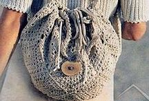 Crochet: Accessories / by Marie Whitehead