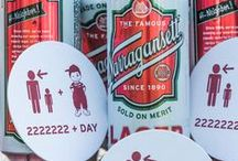 Tallboy Tuesday Rebus Puzzles / Try to solve these weekly posted rebus puzzles on the back of 'Gansett coasters!