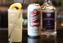 'Gansett Cocktail Recipes / Recipes featuring 'Gansett beer for any occasion