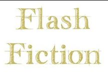 Flash Fiction / Ultra short stories that weigh in under 1000 words! Great for coffee breaks, a step out of reality, or just a good old fashioned sit-down!