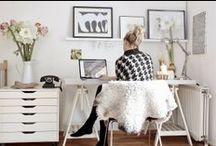 Desk/Vanity Ideas / by Jaundis Roxas
