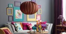 Home: mix decor / Home decoration and decor inspiration that mix ideas together