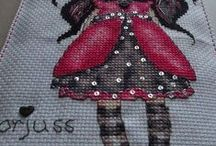 Cross Stitched by me / My lovely cross stitch that keeps me sane!!!