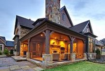 Home and Dream Home Ideas / by Lisa S. Hebert