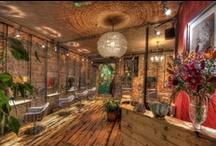 HOBBS 2013 Refit salon & cafe interior
