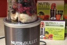 NutriBullet Blasts - YUM!! / by Dawn Johnston