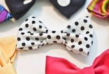 Sewing, bows and more / by Donna Cook