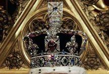 Coronas Reales / Coronas pertenecientes a la realeza