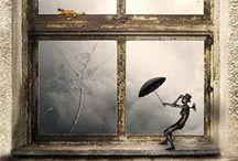 Kunst - Art - / Coole Bilder und Fotografien von Könnern - Great paintings and fotos from pros