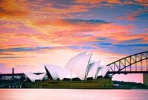 New South Wales / Being the home to Sydney, New South Wales has something for everyone whether it be skiing, snorkelling, hiking around rainforest's, exploring national parks or traveling the vast, pristine coastline.