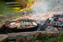 Campfire Cooking / by Girl Scouts of Wisconsin Southeast