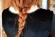 Cheveux / Hairs