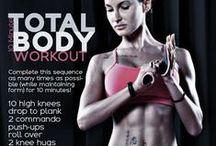 Body Rock Workouts / My Favs From BodyRock Tv  / by Dawn Johnston