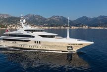 Super-Yachts ! / Yates de lujo