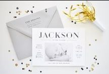 Baby - Announcements & Invitations