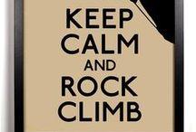 Funny things / Funny things about climbing / Photos et messages comiques reliés à l'escalade