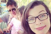 Milla Jovovich / Milla Jovovich amazing and beautiful photos !!!