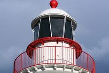 LIGHTHOUSES ALL OVER THE WORLD / by Helena Pernes Mota