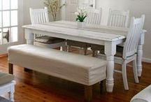 Tables / DIY tables and inspiration
