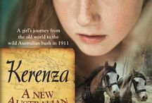 Kerenza: a new Australian / Eleven-year-old Kerenza travels from Cornwall to the wild Australian Mallee in 1911.