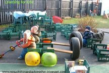 EYFS Outdoor learning / Creative ideas to inspire practice